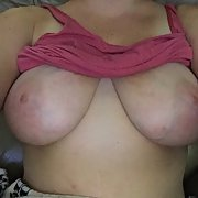Hot wife has perfect titties and ass