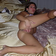 My wife posing for camera and giving a great blowjob to savour