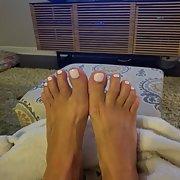 Some friend's feet, I love feet