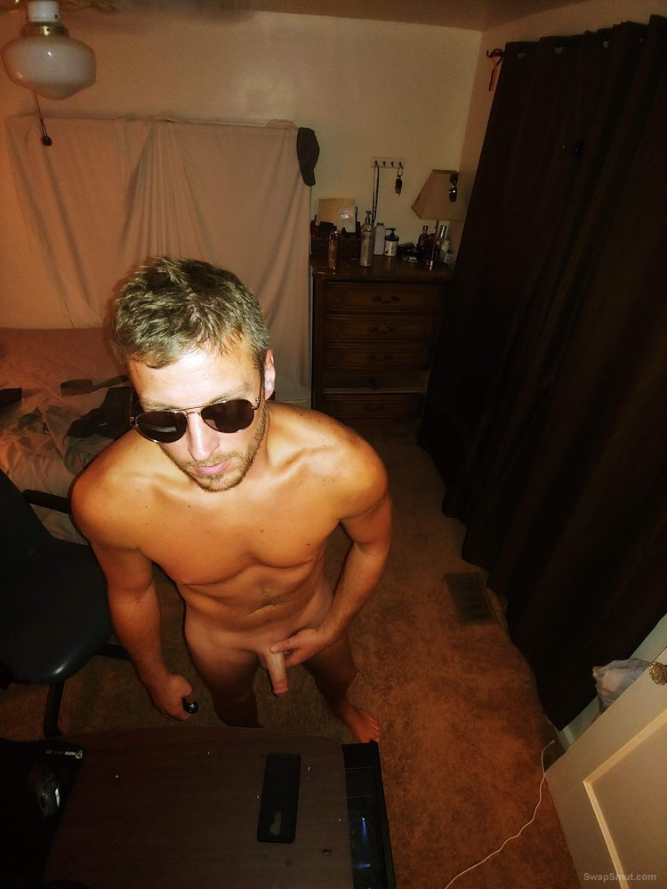 Hot homemade selfies of sexy guy