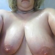 Bbw with big fat tits and pussy