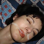PAOLA MORE CUM ON FACE