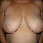 My big boobs and erect nipples