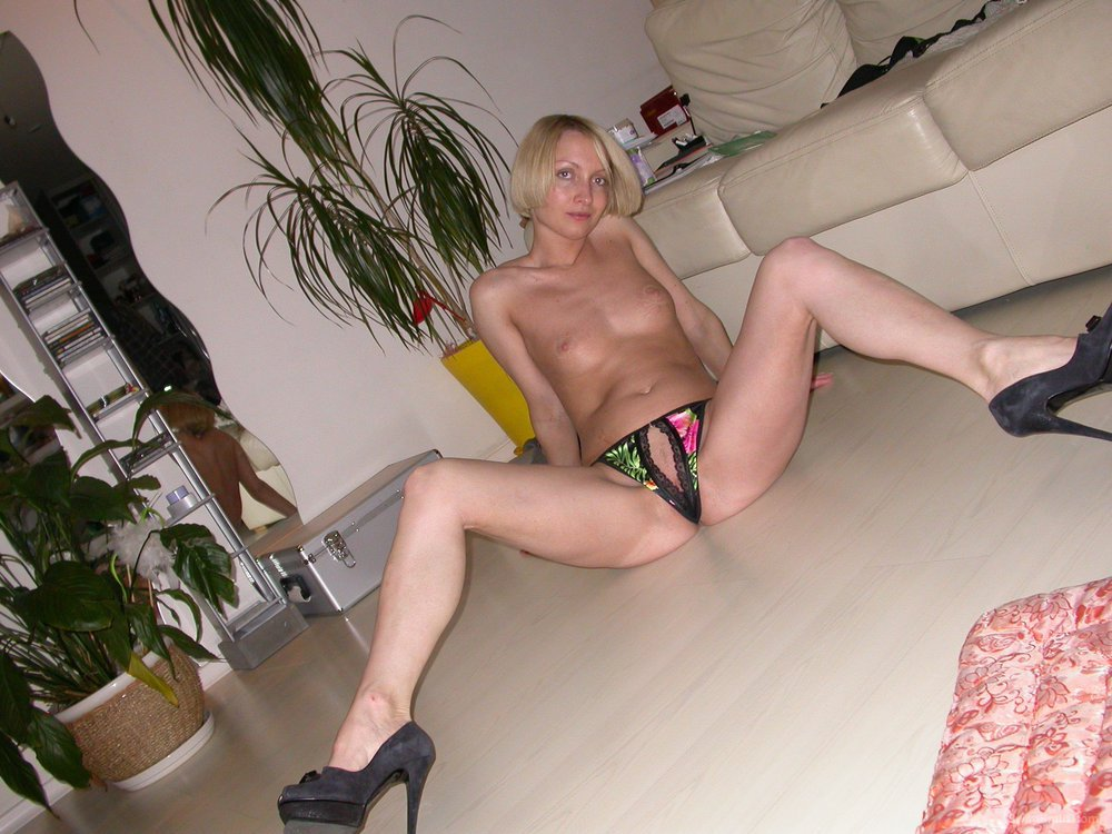 German Amateur Milf Blonde