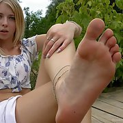 sexy women toes