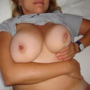 Hot Maggy big natural tits and pussy check out her photos