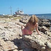 Sexy wife 32 year old teacher having photos taken in bikini