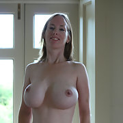 The wife and her massive big natural hooters