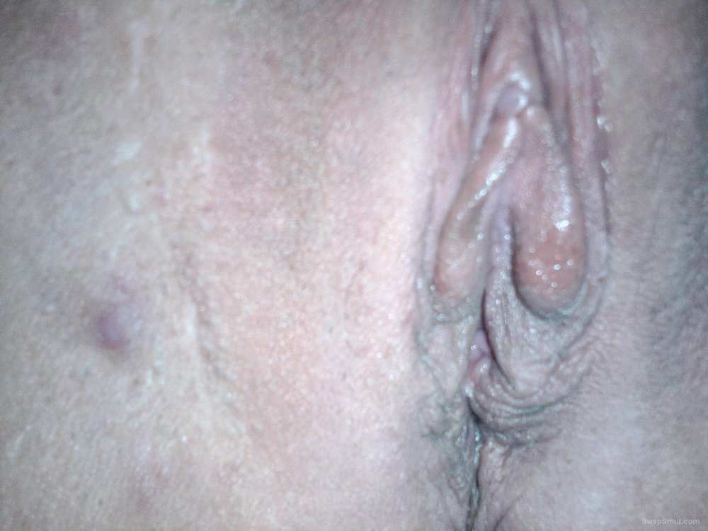my wifes just fucked pussy