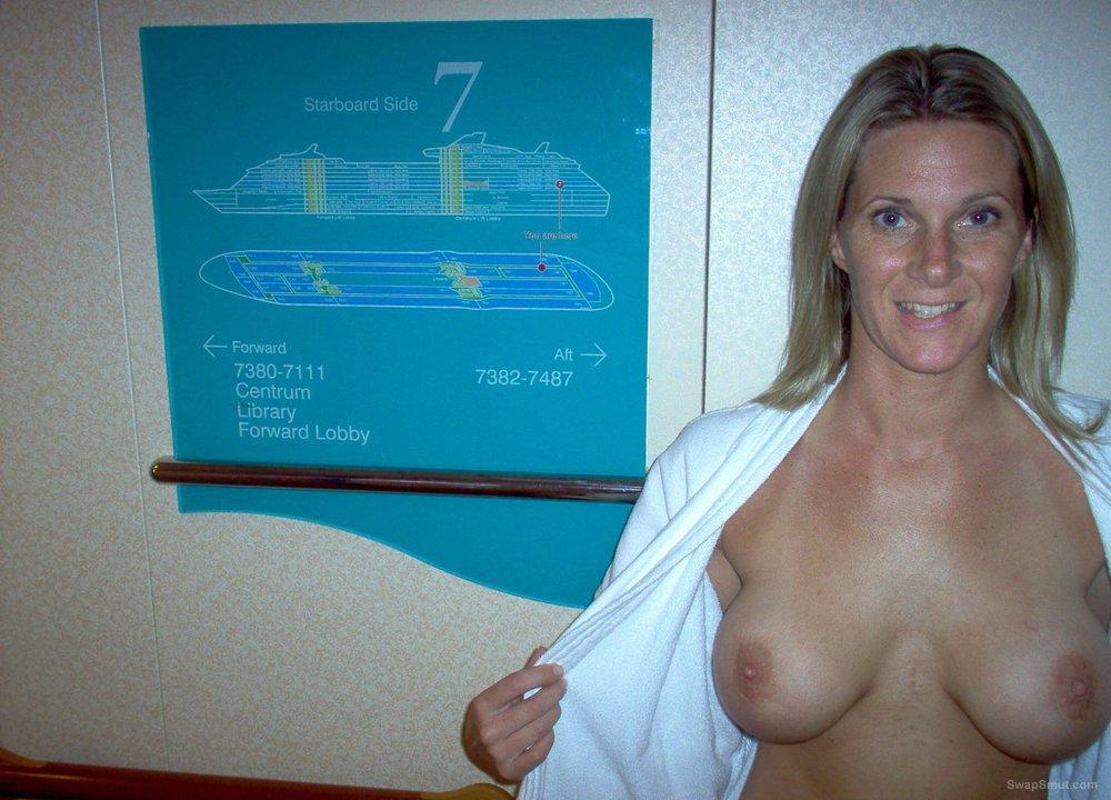 Milf nude cruise