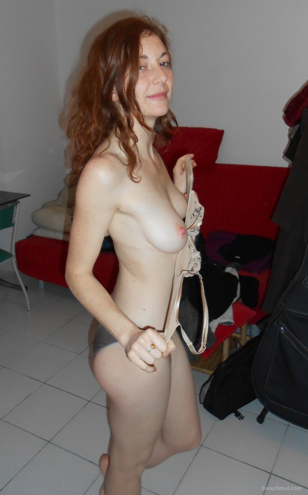 Horny wife looking ready for fun