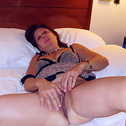 Pennsylvania MILF Diane Teases Us with Her Babydoll Outfit