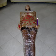 Sharing our bondage fantasies with others