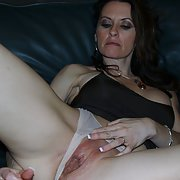 Hot milf porn soaking wet pussy ready for hard cock to slip inside