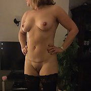 My sexy MILF showing you her hot body