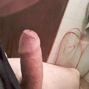 mi cock with a stiff one