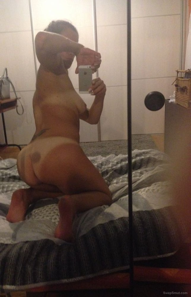 My slut polish wife sending me pics whilst at her parents house
