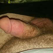 My dick for everyone to see on here so tell me what you think
