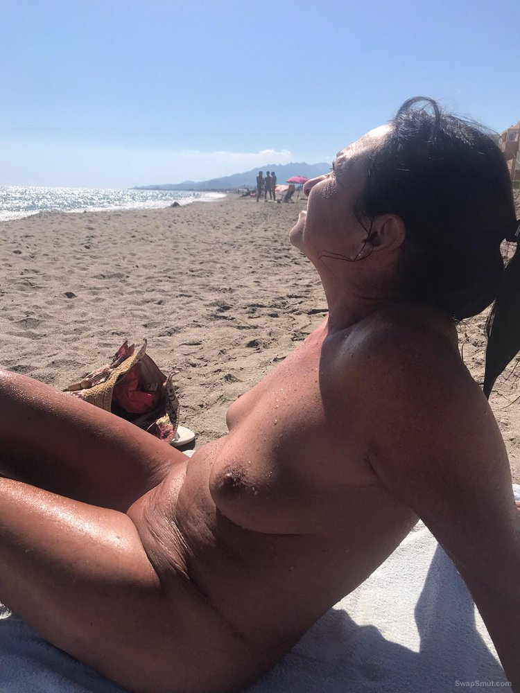 Dawn exposing herself posted with her and hubby's permission