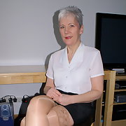GILF second posting stripping down to expose my naked body