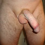 My Shaved And Smooth Cock And Balls For Your Mouth