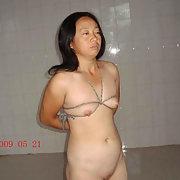 Sm maliya Girlfriend Bondage Latina Hogtied