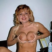 Debbie is naked again for you