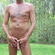 Natural nude. Enjoying the outdoors and taking a few pics to share.