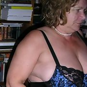 My husband has a mature lover that loves to wear lingerie for him