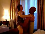 Cuckold videos wife with big black guy