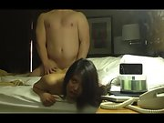 Asian wife butt fucked for the very first time so hot