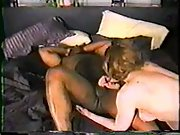 White soccer mom gets big black cock interracial fucking amateur porn