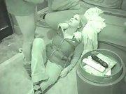 Drunk housewife fellatio