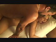 Amateur sex film petite blonde trying out various sexual positionz