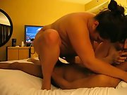 Chubby chaser threesome black guy satisfying two bisexual bbw ladies