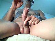 Intense masturbation on webcam with great cumshot!!