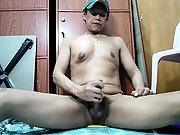 Full naked and jerking my hard cock and cum