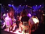 Club sex show on holiday lots of naked beauties cavorting and dancing