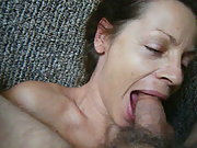 fantastic suck up close and personal pov blowjob