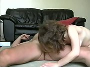 Naked married couple oral and reverse cowgirl home amateur porn tape