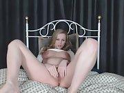 Gorgeous blonde Brooke webcam adventure part IV